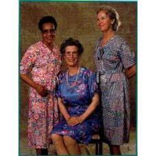 Short Sleeve Polyester Day Dress