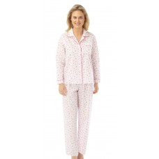 Poly Cotton Ladies Pajama